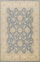 Traditional Floral Khoy Oriental Area Rug Hand-knotted Living Room 8'x10' Carpet