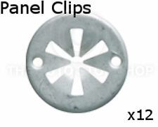 Panel Clip Volkswagen Including: Routan/Sciroco/Taro Cowling Washer 12pk 11550vw