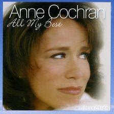 Anne Cochran All My Best A Collection CD Rare