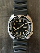 Seiko Vintage 6309-7040 Automatic Diver Watch, January 1985