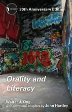 Orality and Literacy: 30th Anniversary Edition (New Accents), Ong, Walter J., Go