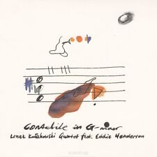 "Leszek Kułakowski Quartet feat. Eddie Henderson ""Cantabile in G-minor"" NEW CD"