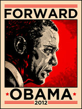 Posters USA MCP786 Obama Hope Poster Glossy Finish