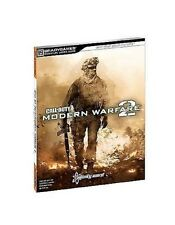 NEW Official Strategy Guide Book MW2 Call of Duty Modern Warfare 2 360 PS3 PC