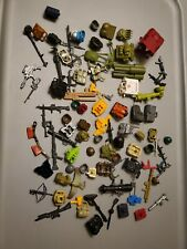 "VINTAGE 1980'S HASBRO GI JOE 3-3/4"" WEAPONS LOT"