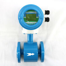DN25MM Electromagnetic Flowmeter with 4~20mA Output 1'' Liquid Turbin Flow Meter