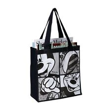 Disney Britto 4024508 Mickey Mouse Tote Bag Black White