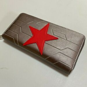 Loungefly × Marvel Comics The Winter Soldier Wallet New with Tags Rare