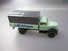 """Wiking: Opel Blitz Pritschen- LKW  """"Fachingen""""   (SSK61)"""