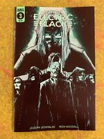 The Electric Black 1:10 Glow in the Dark Exclusive Variant