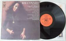 Ray Conniff and the Singers The Godfather LP VINILE CBS Italy * RARE