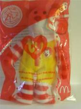 McDONALDS TOY COLLECTABLE     TY RONALD McDONALD THE BEAR  #6
