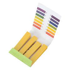 80 Stück 1-14 pH Wert Test Teststreifen Indikatorpapier Strips Wassertest Tester