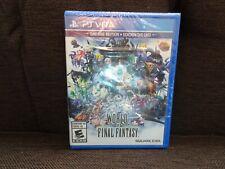 World of Final Fantasy (Sony PlayStation Ps Vita, 2016) New!