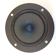 """1 PIECE - CES 4"""" ROUND PAPER CONE TWEETER - 3.5"""" MOUNTING HOLES 8OHMS #Z130004"""