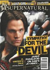 Supernatural Magazine 16 May 2010 Alona Tal Samantha Ferris Jeremy Carver