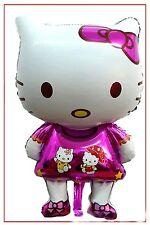 Hello Kitty Large Foil Balloon Girls Birthday Party Decoration