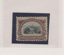 US 298 8c Pan-American Expo 1901.  OG Hinged