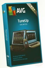 AVG TuneUp Utilities 2019 Unlimited Pc/devices 2 Years UK