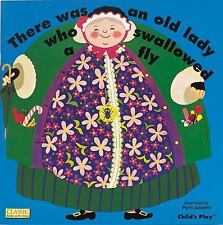 There Was an Old Lady Who Swallowed a Fly (Paperback or Softback)