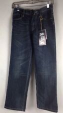Youth Girls/ Juniors FUSAI Jeans Size 12 100% Cotton New With Tags