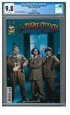 Three Stooges: The Boys are Back #1 (2016) American Mythology CGC 9.8 FF96