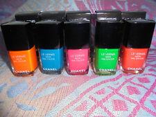 Chanel NEON Nagellacke 5 Farben zur Auswahl neu in OVP