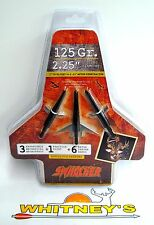 "Swhacker 2 Blade Expandable Broadhead 125 Grain - 2.25"" Cut - 0202"