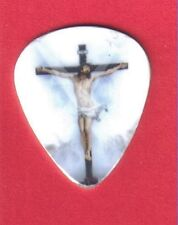 JESUS ON CROSS BEAUTIFUL GUITAR PICKS SET OF 4