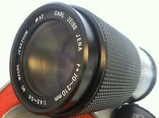 Carl Zeiss 70-210mm Telephoto Zoom+MACRO Lens M42 Screw Digital Camera DSLR