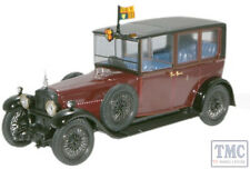 RD001 Oxford Diecast O Gauge Royal Daimler King George V (Sandringham)