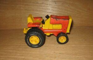Vintage Tonka Orange Yellow Lawn Garden Farm Toy Tractor Parts Repair