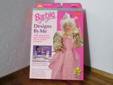 Barbie~Designs By Me~Dance and Romance Collection~1994 Sealed