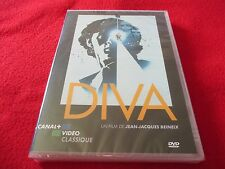 "DVD NEUF ""DIVA"" W.W. FERNANDEZ, Richard BOHRINGER / Jean-Jacques BEINEIX"