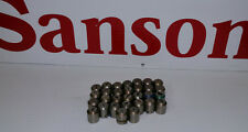 "Wilson Tool 1/2"" Thick Turret Rectangle lot of 30 Dies - Various sizes"