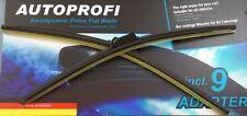 SCHEIBENWISCHER VORNE SET FÜR VW TOUAREG PORSCHE CAYENNE MERCEDES GLS 2x 650mm