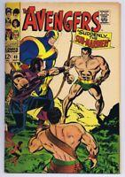 Avengers #40 ORIGINAL Vintage 1967 Marvel Comics
