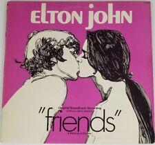 Elton JOHN Friends  1971 Paramount soundtrack LP Pas 6004