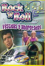 """""""VESTIDAS Y ALBOROTADAS"""" *DVD NEW & Sealed* Alberto Vazquez, Pilar Bayona (1968)"""