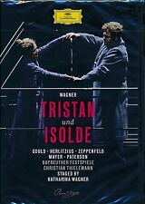 Wagner Tristan and Isolde DVD NEW staged by Katherina Wagner eEgion 0