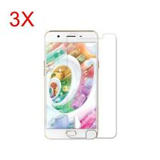 3X Cellphone Tempered Glass Sn Guard Full Cover Film For Oppo F1S VB