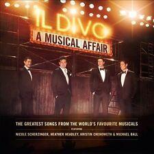 A Musical Affair by Il Divo