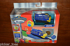 NEW 2011 CHUGGINGTON Die-Cast BADGE QUEST BREWSTER Weighing It Up Pack