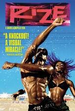 Rize (DVD, 2005) L.A. hip-hop KRUMP street dance SPECTACULAR! - Wall St. Journal