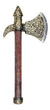 Viking Hache Saxon Warrior Déguisement chevalier médiéval plastique arme
