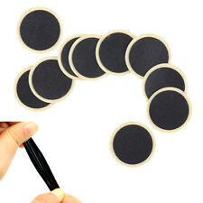 Round Rubber Patch Bicycle Bike Tire Tyres Puncture Repair Piece Patch Kits 、Pop