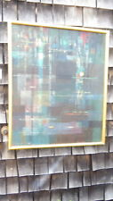 Painting by Lancelot Ney Abstract  painting