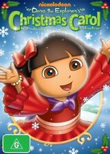 Dora the Explorer- Dora's Christmas Carol Adventure DVD : NEW