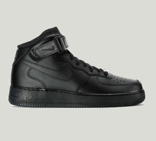 Nike Air Force 1 Mid '07 315123 001 Black Mens UK 6-11