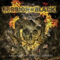 MISSION IN BLACK - ANTHEMS OF A DYING BREED   CD NEW!